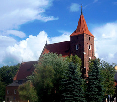 PL - Krakow - Holy Cross Church