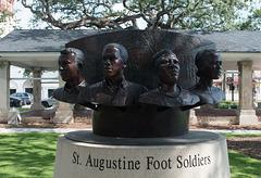 St Augustine Civil Rights Memorial (#0520)