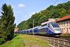 TGV dans le Warndt
