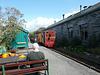 dol - down train at Pendre