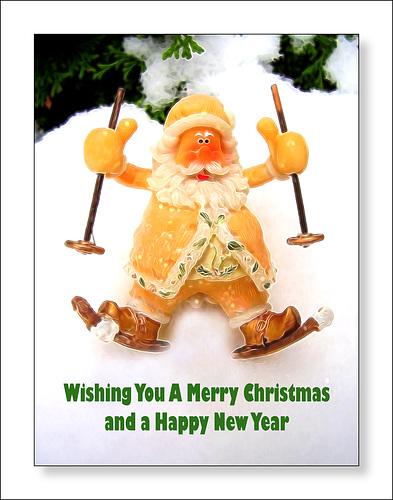 Wishing You A Merry Christmas ...