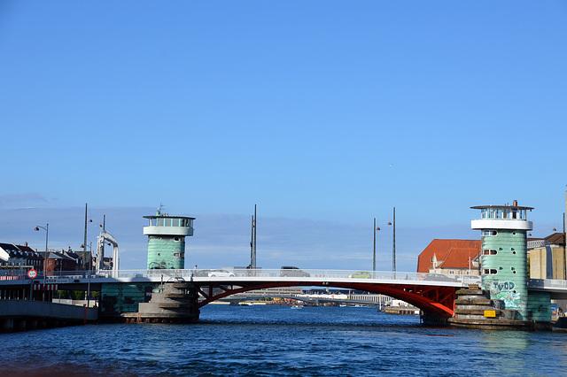 Die alte Zugbrücke Knippelsbro