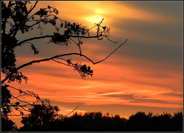 22 may sunset