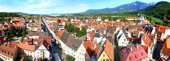 Blick über die Altstadt.  ©UdoSm