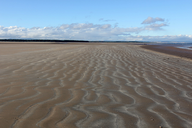 The West Sands.  St.Andrews