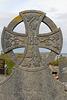The graveyard at Saint Caomhán's