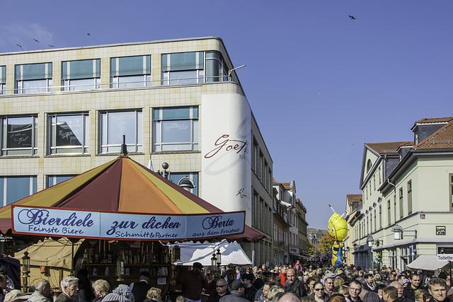 Goethestadt und die Bierdiele