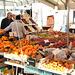 Auf dem Markt in Syrakus