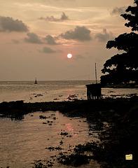 Vypin sunset A