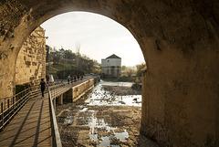 Debajo del puente...retumba