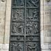 Paris -Une des portes de  Saint Pierre de Montmartre-Tommaso Gismondi 1975