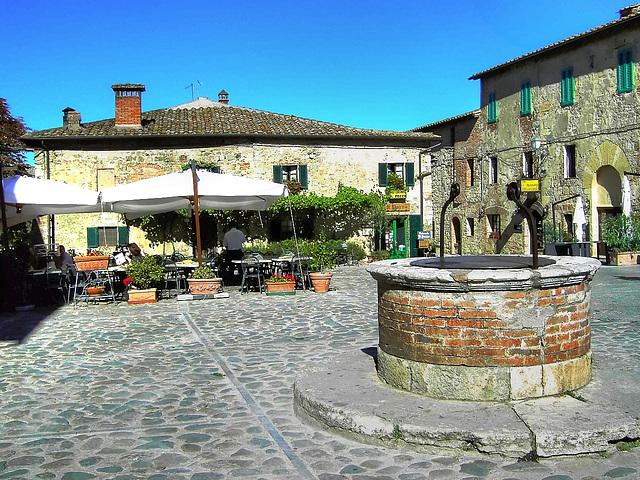 Monteriggioni. ©UdoSm