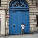 Paris -Rue Sainte Croix de la Bretonnerie