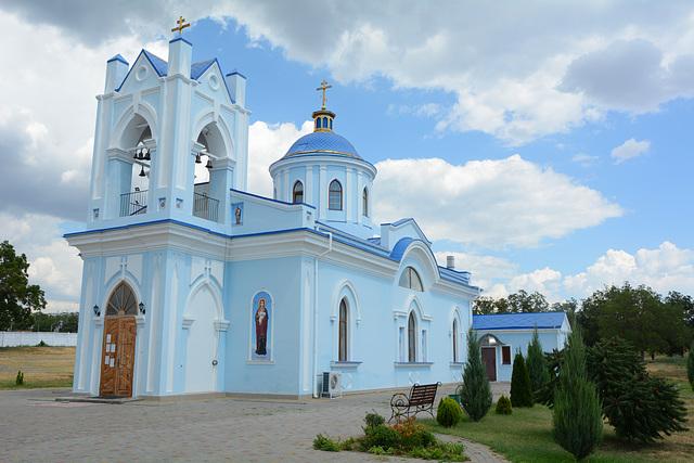 Измаил, Свято Успенская церковь / Izmail, Holy Dormition Orthodox Church