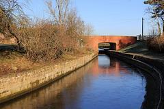 Montgomery Canal.  Bridge 83
