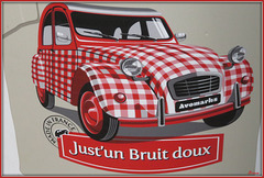 "Just'un ""bruit doux"""