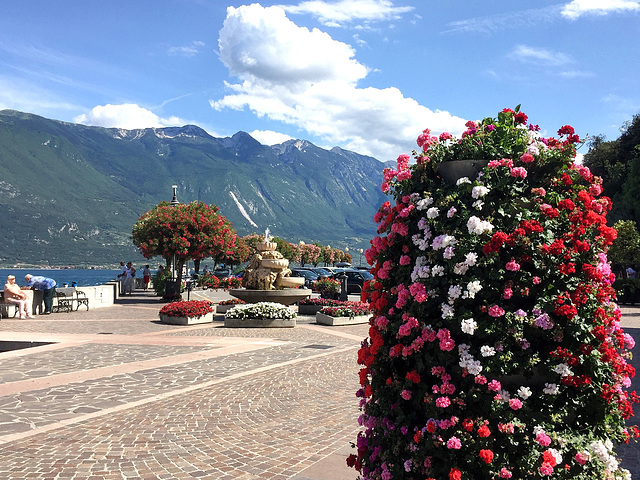 Sommer in Limone. ©UdoSm