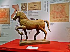 Das Pferd monumental - Leonardo da Vinci