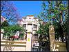 Valencia: colegio en la calle Dr. Olóriz.