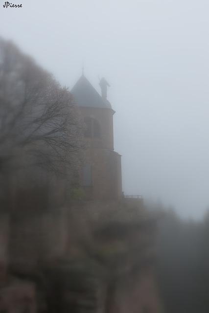 Abbaye de Hohenburg - Mont Sainte Odile