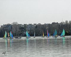 sailing season is open now