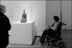 """""""Homme assis"""" (Giacometti)"""