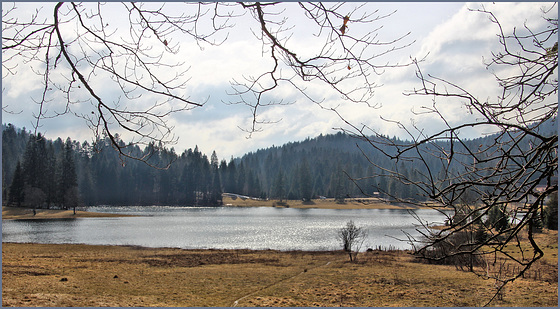 Lac Genin (01) 13 mars 2017.