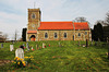 St. Margaret's church ~ Hemingby ~ Lincolnshire