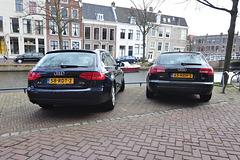 2011 Audi A4 & 2009 Audi A6