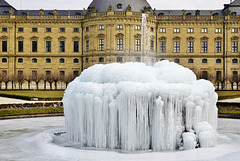 Eisige Zeiten ... Icey times