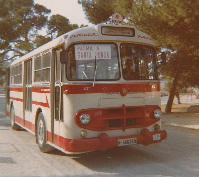Catalina Marques 5 (M 666365) - Nov 1970