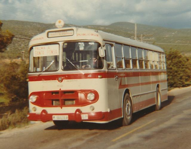 Catalina Marques 4 (M 666364) - Nov 1970
