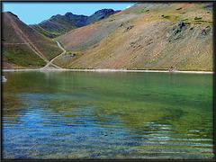 il lago Gignoux - (446)
