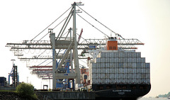 """HAPAG-Lloyd Containerschiff """"GLASGOW EXPRESS"""""""