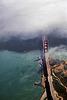 Golden Gate - aerial