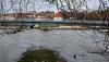 BESANCON: 2018.01.07 Innondation du Doubs due à la tempète Eleanor25