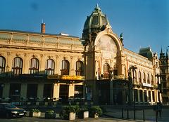 CZ - Prag - Stadthaus