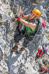 Absamer Klettersteig