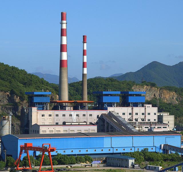 Iron Foundry in Zhenhai
