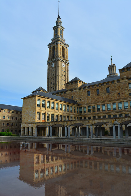 Universidad Laboral (Gijón )