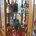 Mini Christmas Trees and Santas