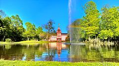 Hanau - Schloss  Philippsruhe - HDR