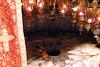 La Grotta della Natività, qui è nato Gesù.