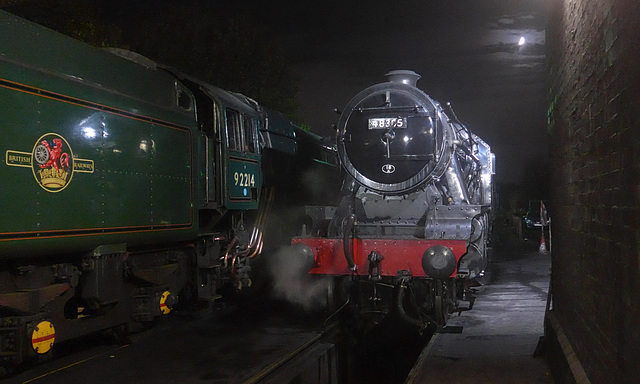 Great Central Railway Loughborough Leicestershire 3rd November 2019