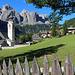 La chiesetta di Colfosco