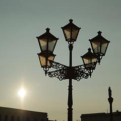 Es werde Licht.....