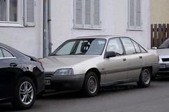 Alter Opel Omega