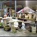 abandoned pots