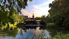 Hanau - Schlossgarten - HDR