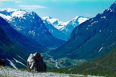 Videseter - Gamle Strynefjellsveg - June 1970